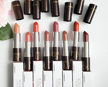 KORRES - Morello Creamy Lipsticks