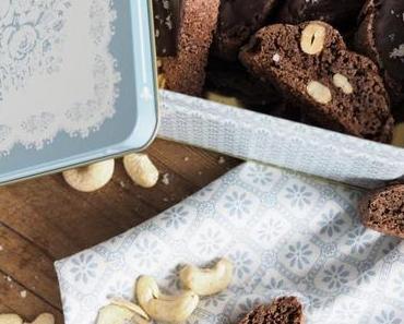 Schoko-Cantuccini mit Meersalz mit Holz&Hefe | Gastbeitrag