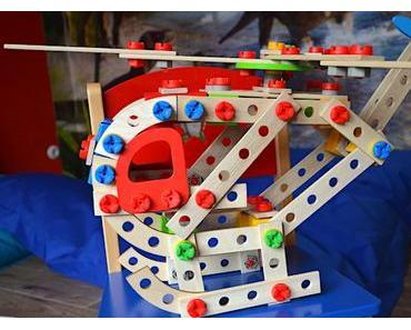 Gewinnspiel: Heros CONSTRUCTOR Set für kreative Kinder
