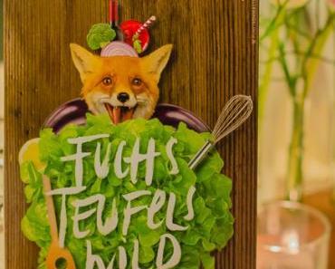 Die FUCHS TEUFELS WILD e Küchenparty im Münstertäler Spielweg