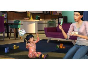 Die Sims 4: Kleinkinder Update