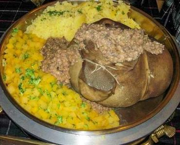 Burns Supper in Schottland – ein Abend zu Ehren von Robert Burns