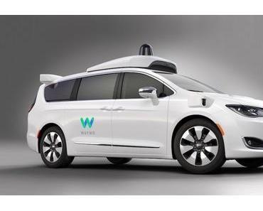 Waymo will Systeme für autonome Fahrzeuge verkaufen