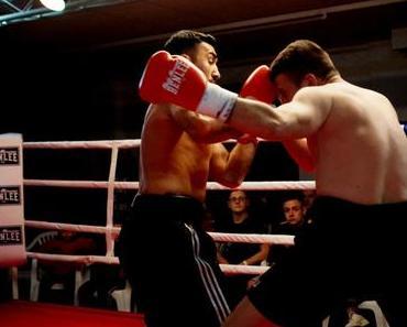 Die dritte A.F.C Fight Night in Dorsten