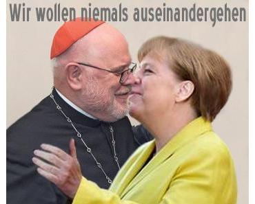Staat und Kirchen. Wir wollen niemals auseinander gehen!