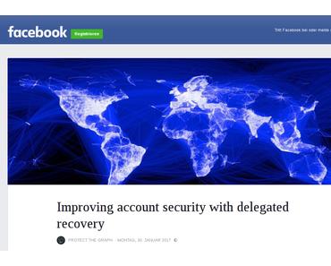 Facebook will Zentralverwalter für alle Passwörter werden