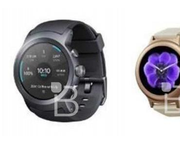 LG Watch Sport soll 349 US-Dollar kosten
