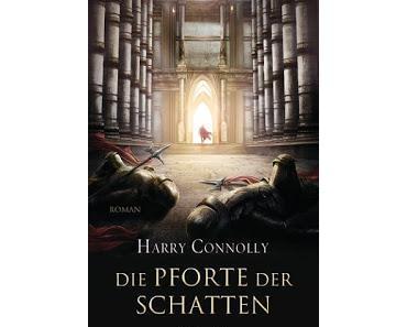 Die Pforte der Schatten - Harry Connolly
