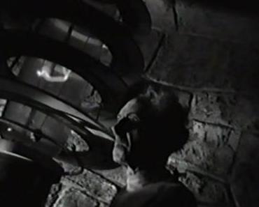 """Filme ohne Farbe: """"Frankensteins Braut"""" (1935) mit Boris Karloff"""
