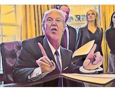 Trump & Co wollen die Entrechtung von Menschen und hoffen auf ein williges Heer von Helfershelfern
