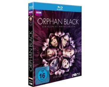 "Gewinnt die Blu-ray zu ""Orphan Black"" Staffel 4 mit Tatiana Maslany x11"