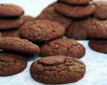 Nougat-Pistazien-Cookies