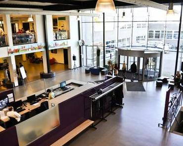 Designstudium grenznah – Fontys International Campus, Venlo