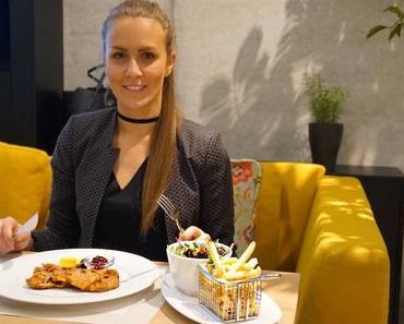 GOURMET BAR im Novotel München City Arnulfpark - mit hoteleigener Bäckerei, Frühstücks-Brunch und Frische-Theke samt Premium-Produkte