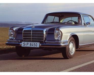 30 Jahre Mercedes C124 Coupé