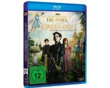 """Gewinnt die Blu-ray zu Tim Burtons """"Die Insel der besonderen Kinder"""""""