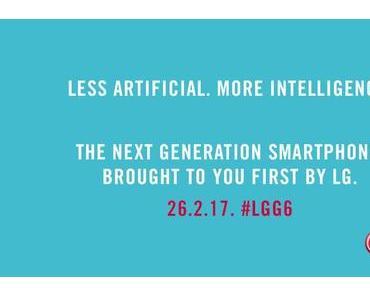 LG G6: Weiterer Teaser veröffentlicht, Hinweis auf Google Assistant