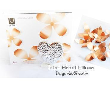 Umbra Metal Wallflowers - Wanddekoration - Lifestyle
