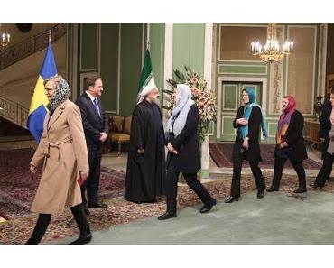 Schwedens Regierung setzt sich für die Unterdrückung der Frauen im Iran ein