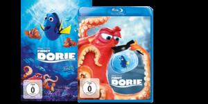 """Gewinnt DVD & Blu-ray zum Pixar-Sequel """"Findet Dorie"""""""