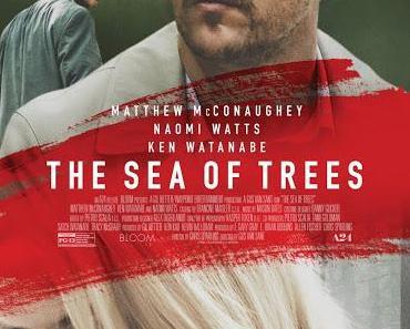 Review: THE SEA OF TREES – McConaughey und Watanabe verirrten sich im Wald…