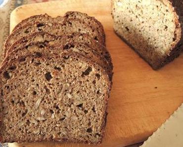 Low Carb Körner-Brot – unser neues Lieblingsbrot