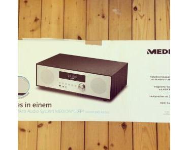 Music was my first love – Audio System X64400 von MEDION im Test (Sponsored Post)