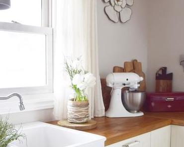Neuigkeiten aus meiner Küche: Der Frühling ist da!