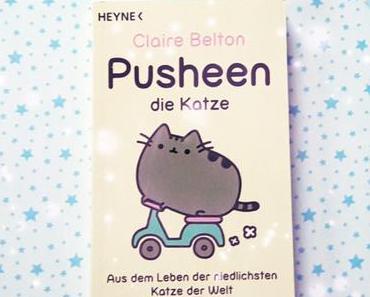 Buch Review: Pusheen die Katze von Mia