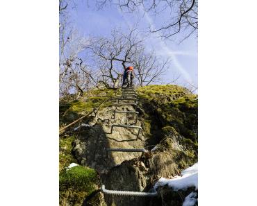 Was ist ein Klettersteig?