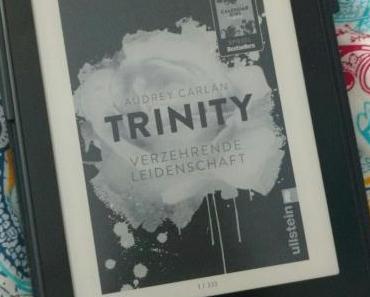 [Books] Trinity (1) - Verzehrende Leidenschaft von Audrey Carlan