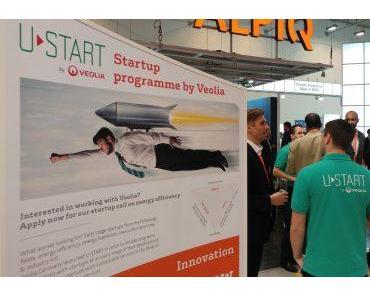 Neue Runde für den Energie Start-up-Accelerator U-Start von Veolia und InnoEnergy