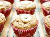 Bananenbrot Muffins (Vegan)