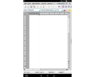 Textverarbeitung TextMaker HD Basic im Test