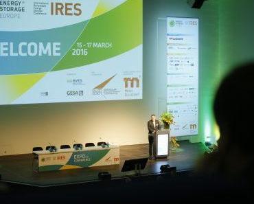 Energy Storage Europe sucht Antworten auf wichtigste Fragen der internationalen Speichermärkte