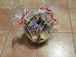 [DIY] Geschenkkorb für Japan-Fan
