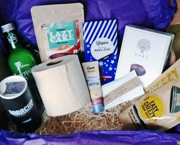 Unboxing: Vegan Box Februar 2017