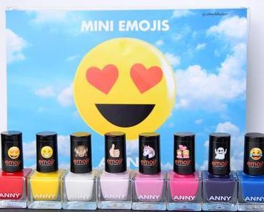 Anny | Mini Emoji Kollektion