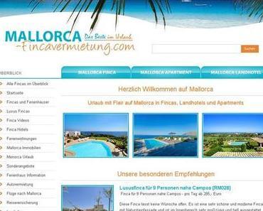 Das Beste im Urlaub vom Marktführer Mallorca Fincavermietung