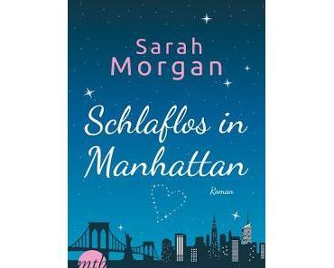 [Rezension] From Manhattan with Love, Bd. 1: Schlaflos in Manhattan - Sarah Morgan