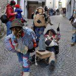 Karneval rund um den schönen Comer See
