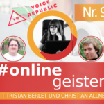 Podcasting — #Onlinegeister Nr. 9 (Social-Media-Podcast)