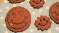 Nutella-Kekse... einem Lachen gegen schlechte Tage