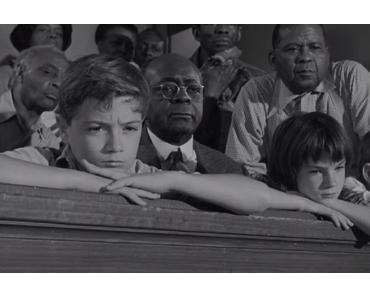 """Filme ohne Farbe: """"Wer die Nachtigall stört"""" (1962) mit Gregory Peck"""