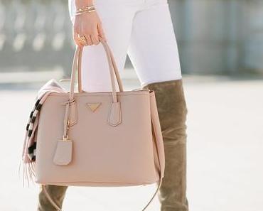 Aktuelle Designertaschen in die man investieren kann