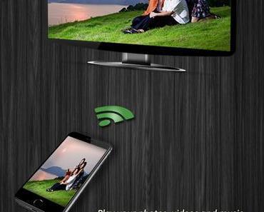 iPlayTo – Abspielen von Fotos, Videos und Musik auf TV