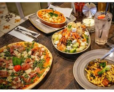 VIA APPIA in Schwabing – Italien mitten auf der Leopoldstraße: Pizza, Pasta & Co.