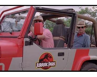 """Steven Spielberg, 1993: """"Jurassic Park"""""""