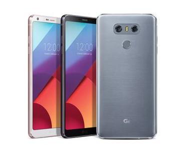 LG G6 offiziell vorgestellt, keine Überraschungen