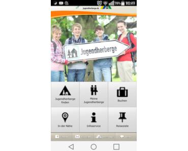 DJH App Erfahrungsbericht